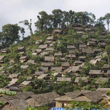 Burmese Refugee Camps