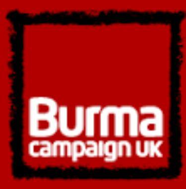 Burma Campaign UK logo