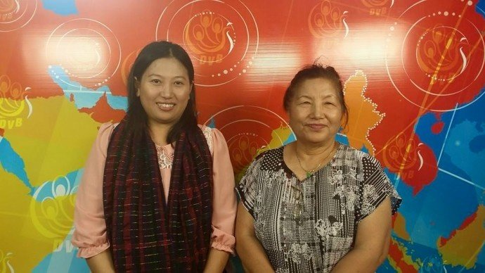 Kachin Women KWAT Interview