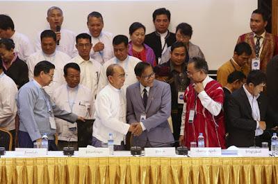 Muang Zarni ceasefire failed