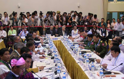 In Myanmar, Peace for Ethnic Rights