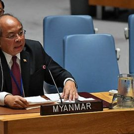 Under Heavy Fire, Myanmar Defends Position on Rohingya Crisis Before UN Security Council
