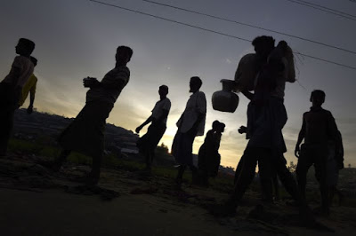 Rohingya-Blogger-Monk-led-mob-attacks-Rohingya-refugees-in-Sri-Lanka