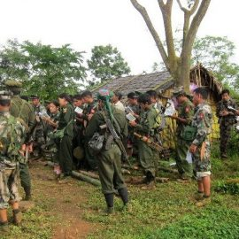 Daily Fighting Continues in Kachin and Northern Shan State