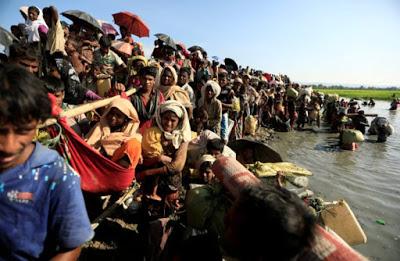 Rohingya-Blogger-Chinese