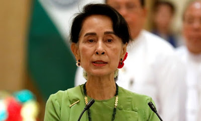 Aung San Suu Kyi 'avoided' discussion of Rohingya rape during UN meeting