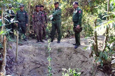 Rohingya-Blogger-Myanmar-military-says-soldiers