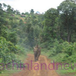 Battles Rage in Kachin State, Burma