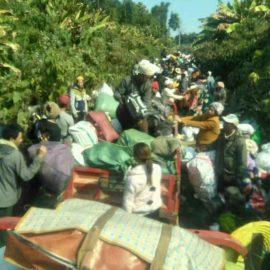 Over 2000 Civilians Still Trapped In Danai, Needs Urgent Food and Medical Aid
