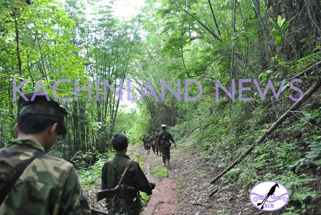 Kachinland-News-Battles-Intensify-in-Danai-Area-Following-Burma-Armys-Renewed-Onslaught