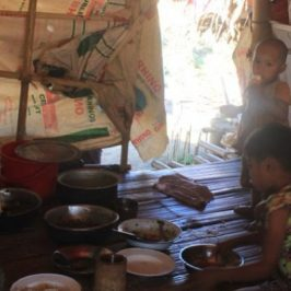 More IDPs Arrive in Myaing Gyi Ngu IDP Camp Within March