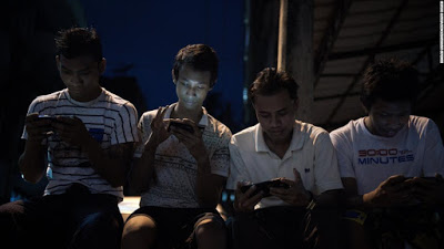 When Facebook becomes 'the beast': Myanmar activists say social media aids genocide
